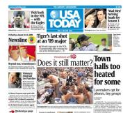 8/14/2009 Issue of USA TODAY