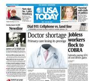 8/18/2009 Issue of USA TODAY