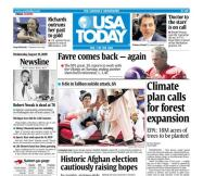 8/19/2009 Issue of USA TODAY