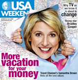 08/21/2009 Issue of USA Weekend
