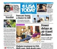 8/24/2009 Issue of USA TODAY