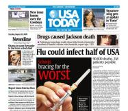8/25/2009 Issue of USA TODAY