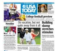 8/26/2009 Issue of USA TODAY