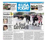 8/28/2009 Issue of USA TODAY