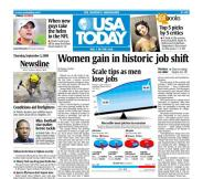 09/03/2009 Issue of USA TODAY