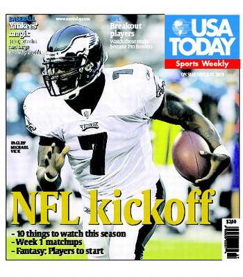 09/09/2009 Issue of Sports Weekly