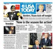 09/10/2009 Issue of USA TODAY