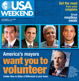09/11/2009 Issue of USA Weekend