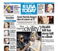 09/15/2009 Issue of USA TODAY