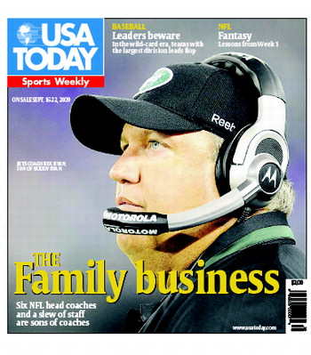 09/16/2009 Issue of Sports Weekly