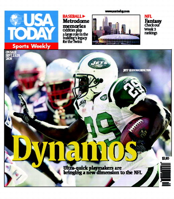 09/23/2009 Issue of Sports Weekly