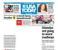 09/25/2009 Issue of USA TODAY
