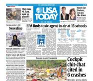 10/01/2009 Issue of USA TODAY