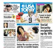 10/02/2009 Issue of USA TODAY