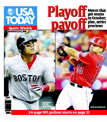 10/07/2009 Issue of Sports Weekly