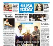 10/08/2009 Issue of USA TODAY