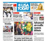 10/12/2009 Issue of USA TODAY