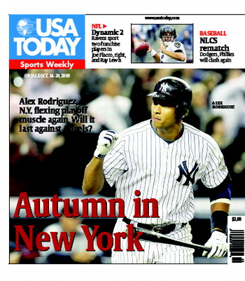 10/14/2009 Issue of Sports Weekly