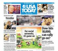 10/15/2009 Issue of USA TODAY