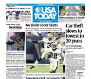 10/19/2009 Issue of USA TODAY