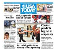10/20/2009 Issue of USA TODAY