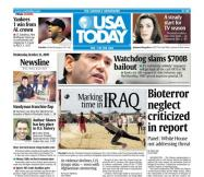 10/21/2009 Issue of USA TODAY