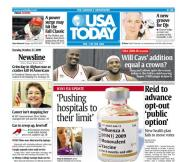 10/27/2009 Issue of USA TODAY