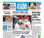 10/29/2009 Issue of USA TODAY