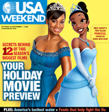 10/30/2009 Issue of USA Weekend