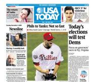 11/03/2009 Issue of USA TODAY