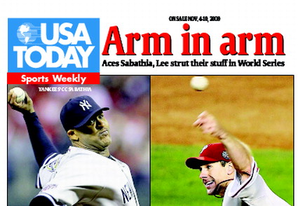 11/04/2009 Issue of Sports Weekly