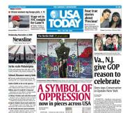 11/04/2009 Issue of USA TODAY