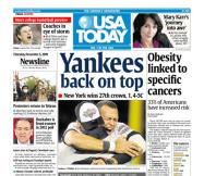 11/05/2009 Issue of USA TODAY