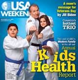 11/06/2009 Issue of USA Weekend