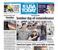 11/11/2009 Issue of USA TODAY