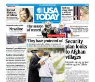 11/12/2009 Issue of USA TODAY