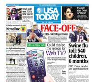 11/13/2009 Issue of USA TODAY