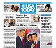11/18/2009 Issue of USA TODAY