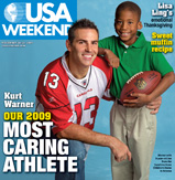 11/20/2009 Issue of USA Weekend