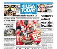 11/23/2009 Issue of USA TODAY