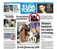 11/24/2009 Issue of USA TODAY