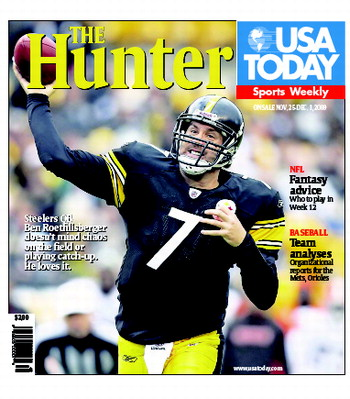 11/25/2009 Issue of Sports Weekly