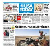 11/27/2009 Issue of USA TODAY