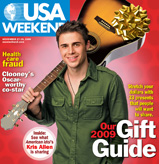 11/27/2009 Issue of USA Weekend