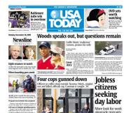 11/30/2009 Issue of USA TODAY