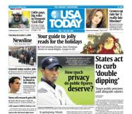 12/03/2009 Issue of USA TODAY