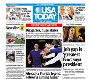 12/04/2009 Issue of USA TODAY