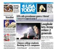 12/08/2009 Issue of USA TODAY