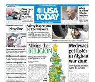 12/10/2009 Issue of USA TODAY