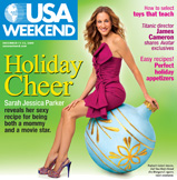 12/11/2009 Issue of USA Weekend